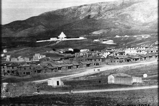 Ο συνοικισμός του Βύρωνα το 1924