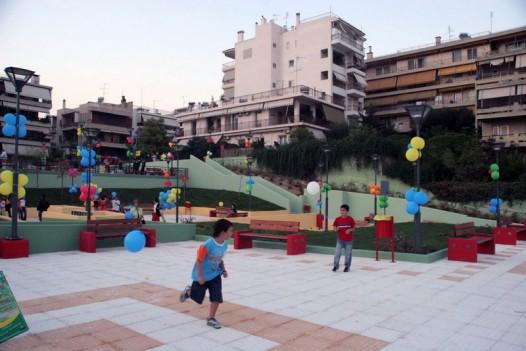 Πλατεία Δημήτρη Νικολαϊδη