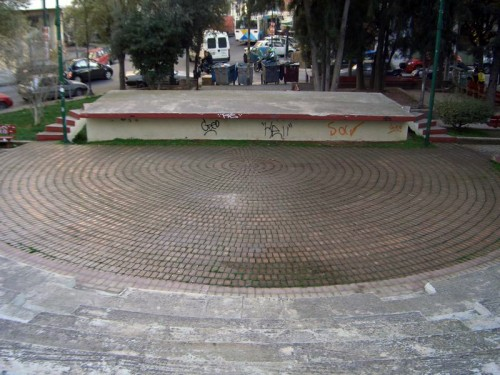Πλατεία Εθνικής Αντίστασης (πρώην Ταπητουργείου)