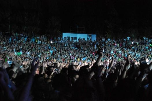 Συναυλία στο Θέατρο Βράχων