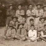 Βυρωνιώτες Πρόσκοποι στο Αλσος της Αγίας Τριάδας