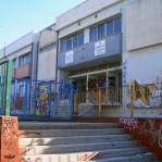 Είσοδος 5ου & 11ου Δημοτικού σχολείου Βύρωνα