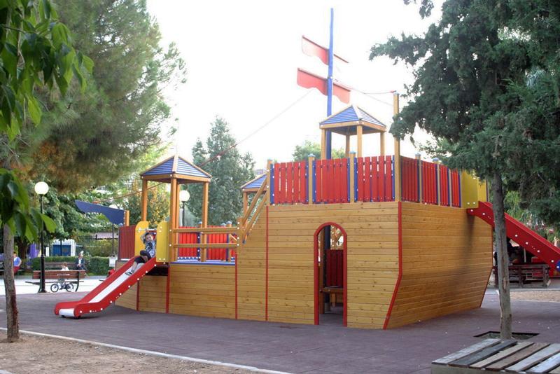 Παιδική Χαρά Νέας Ελβετίας