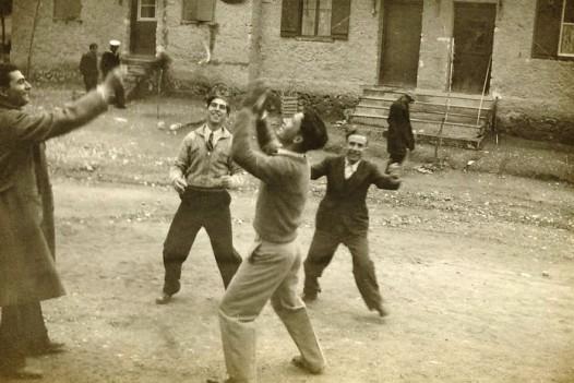 Η οδός Βούτζα το 1936